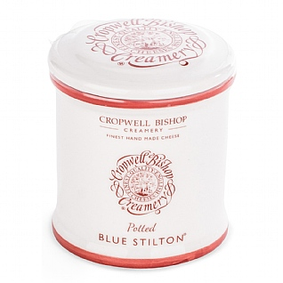 Potted Cropwell Bishop Blue Stilton