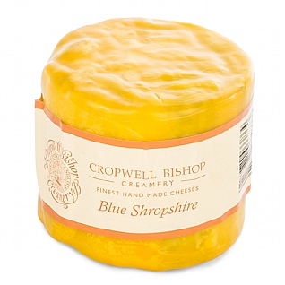 Wax Sealed Blue Shropshire 225g