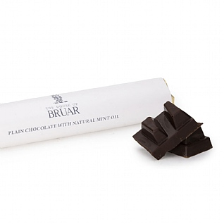 The House Of Bruar 70% Dark Chocolate Bar with Mint 85g