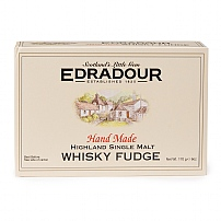 Gardiners Edradour Whisky Fudge Carton 170g