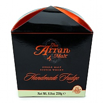 Gardiners Arran Whisky Fudge Carton 250g