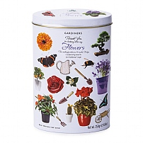 Gardiners Thank You Flowers Fudge Tin 250g