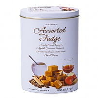 Gardiners Assorted Fudge Tin 300g