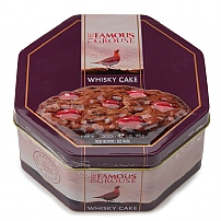 Gardiners Famous Grouse Whisky Cake Tin 300g