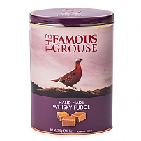 Gardiners Famous Grouse Whisky Fudge Tin 300g