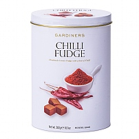 Gardiners Chilli Fudge Tin 300g