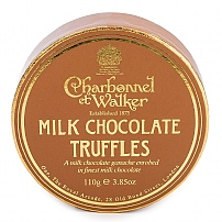 Charbonnel et Walker Milk Chocolate Truffles 110g