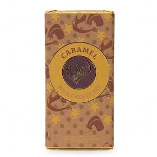 Caramel Milk Chocolate 100g