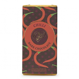 Chilli Dark Chocolate 100g