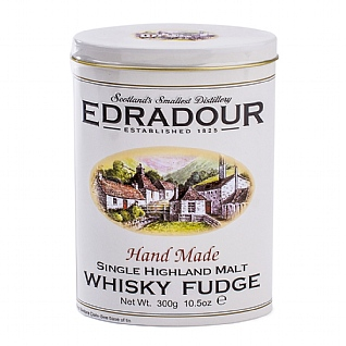 Gardiners Edradour Fudge Tin 300g
