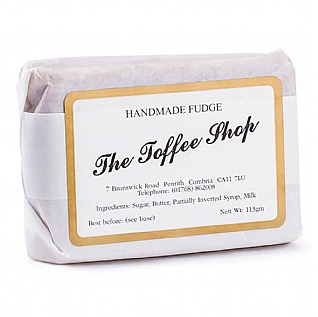 The Toffee Shop Loose Fudge 1/4 Lb