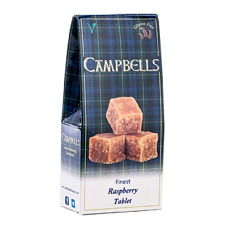 Campbells Raspberry Tablet 140g