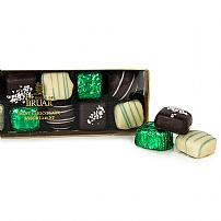 The House Of Bruar Mint Chocolate Assortment 160g