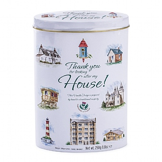 Gardiners Thank You Fudge Tin: House Sitting 250g