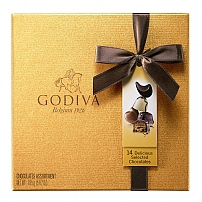 Godiva Gold Collection Box