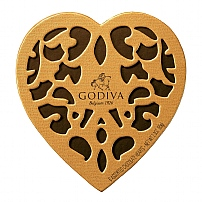 Godiva Coeur Iconique Chocolate Box