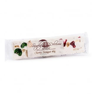 Simply Delicious Cherry Nougat