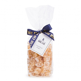 The House Of Bruar Crystallized Ginger Bag 200g