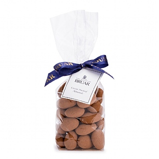 The House Of Bruar Cocoa Dusted Almonds 200g