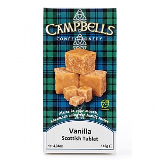 Campbells Vanilla Tablet 140g