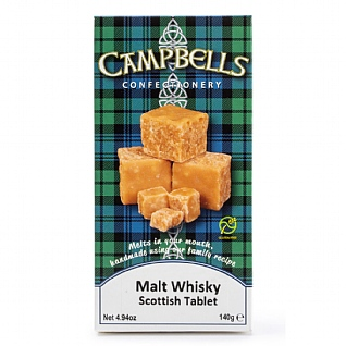 Campbells Malt Whisky Tablet 140g