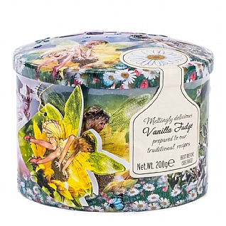 Gardiners Fairy Vanilla Fudge Tin 200g