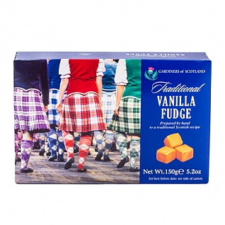 Gardiners Traditional Vanilla Fudge 150g