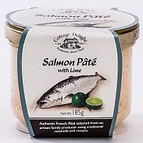 Cottage Delight's Salmon Pâté With Lime 185g