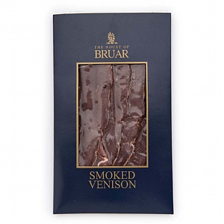 House of Bruar Smoked Venison 100g