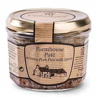 Edinburgh Preserves Farmhouse Pâté 180g
