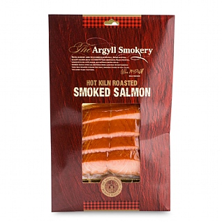 The Argyll Smokery's Hot Kiln Roasted Smoked Salmon