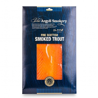 The Argyll Smokery Scottish Cold Smoked Trout 100g