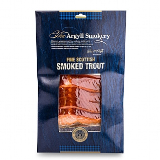 The Argyll Smokery Scottish Hot Kiln Roasted Smoked Trout
