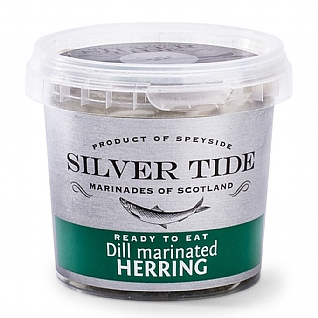 Silver Tide Dill Marinated Herring 380g