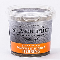 Silver Tide's Madeira Marinated Herring 380g