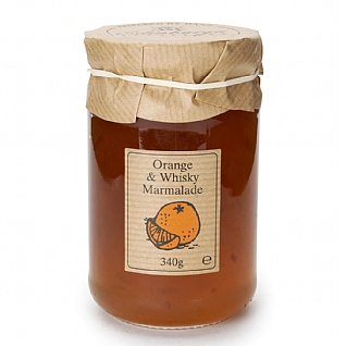 Edinburgh Preserves Orange & Whisky Marmalade 227g