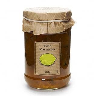 Edinburgh Preserves Lime Marmalade 227g