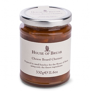The House Of Bruar Cheese Board Chutney 330g