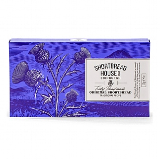 Shortbread House of Edinburgh's Original Shortbread Box 170g