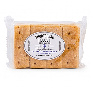 Shortbread House of Edinburgh's Original Shortbread Finger Packet 170g