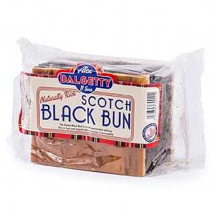 Alex Dalgetty Black Bun 400g