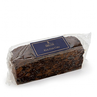 The House of Bruar's Rich Fruit Cake
