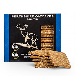 Perthshire Oatcakes' Cocktail Oatcakes 150g