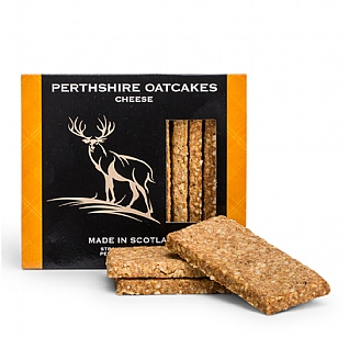 Perthshire Oatcakes' Cheese Oatcakes 150g