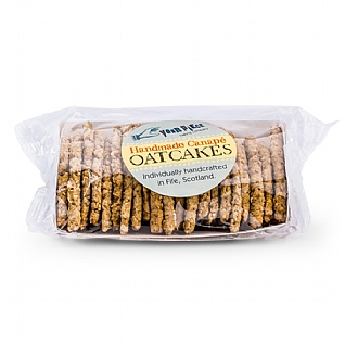 Your Piece Baking's Handmade Canapé Oatcakes 135g