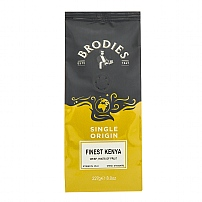 Brodies of Edinburgh's Finest Kenya Ground  Coffee