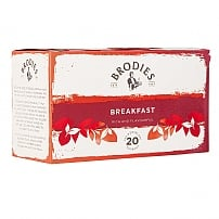 Brodies of Edinburgh's Breakfast Tea 35g