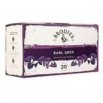 Brodies of Edinburgh's Earl Grey Tea 35g