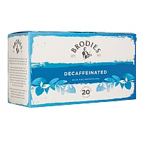 Brodies of Edinburgh's Decaffeinated Tea 35g