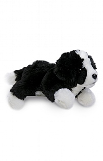Full-Bodied Border Collie Puppet